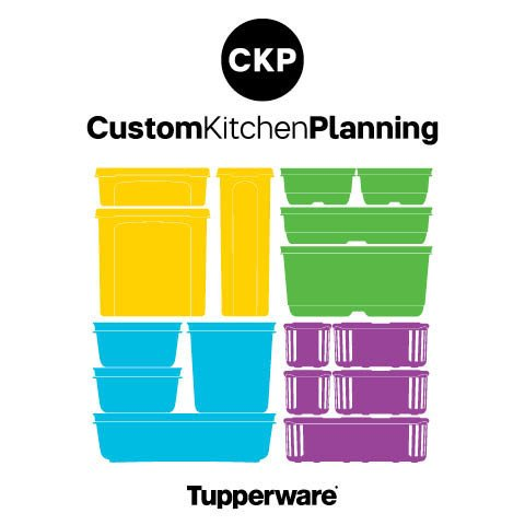 Pantry Perfection with Tupperware