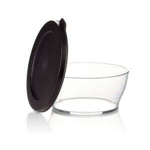 CLEAR BOWL 1.3L-JET BLACK