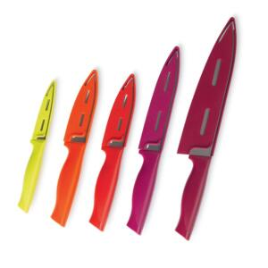 ESSENTIALS KNIFE SET PLUS