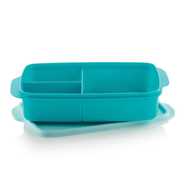 LARGE DIVIDED LUNCH BOX